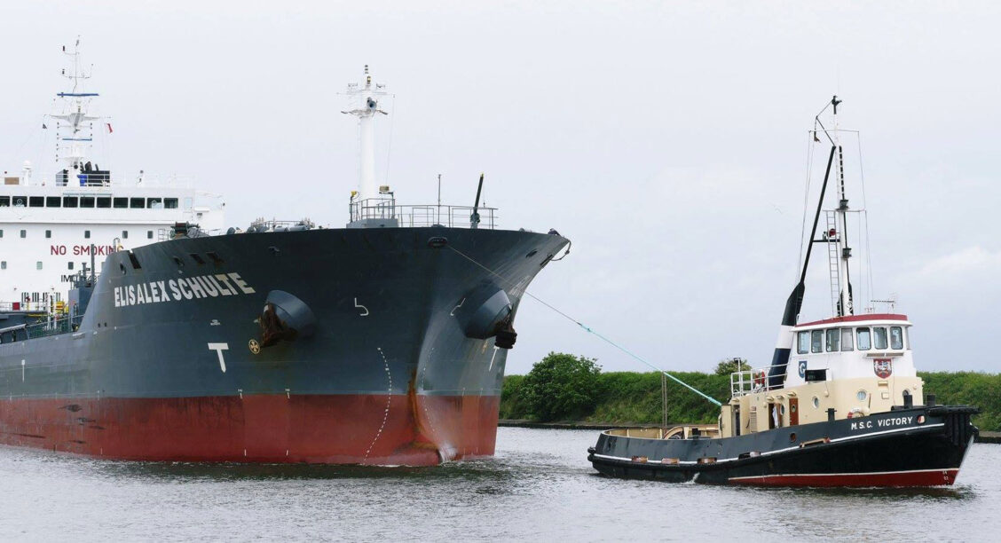 Celebrating 30 years on the Manchester Ship Canal